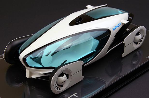 自動車のコンセプトモデルができるまで