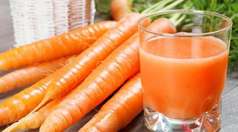 Τα οφέλη του καρότου