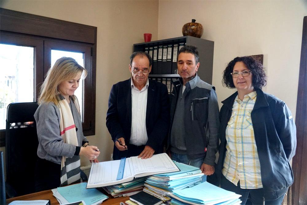 Δωρεά αγροτεμαχίου στον Δήμο Ζαγοράς - Μουρεσίου