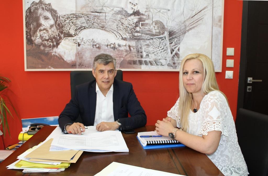 Αγοραστός και Κολυνδρίνη ξεκινούν έργα ύψους 18 εκατ. ευρώ στη Μαγνησία