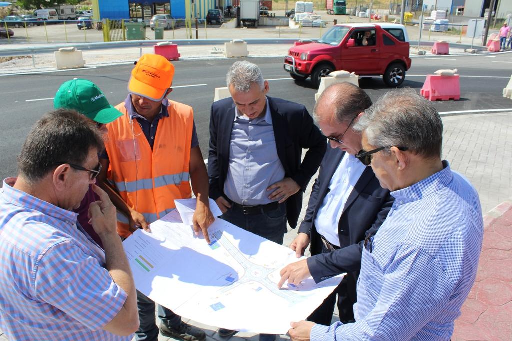 Ολοκληρώνονται έργα 2.930.000€ στην Π.Ε.Ο Λάρισας - Βόλου