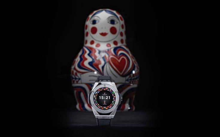 Τι το ιδιαίτερο θα κάνει το ρολόι που θα φορούν οι διαιτητές στο Μουντιάλ;