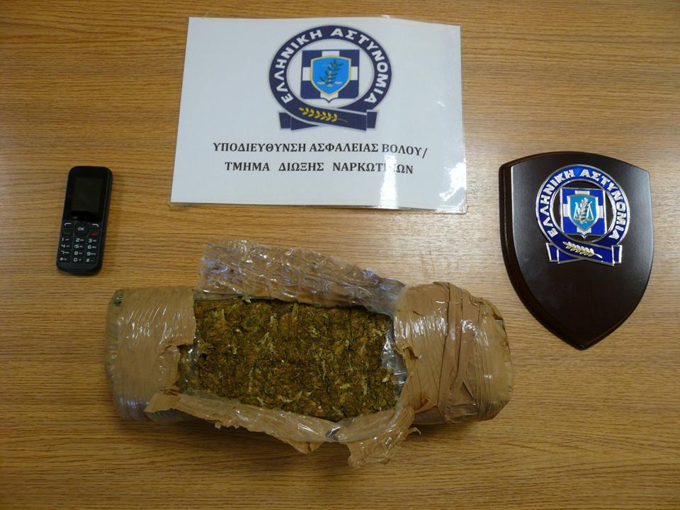 ΣΚΙΑΘΟΣ: Συνελήφθη 27χρονος για διακίνηση ναρκωτικών
