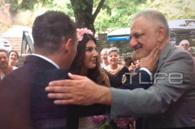 BINTEO - ΦΩΤΟ: Στο Πήλιο πάντρεψε την κόρη του Θάλεια ο Νίκος Πορτοκάλογλου