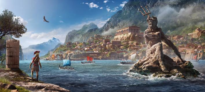 Η αρχαία Αθήνα ζωντανεύει στο παιχνίδι Assassin's Creed Odyssey [βίντεο]