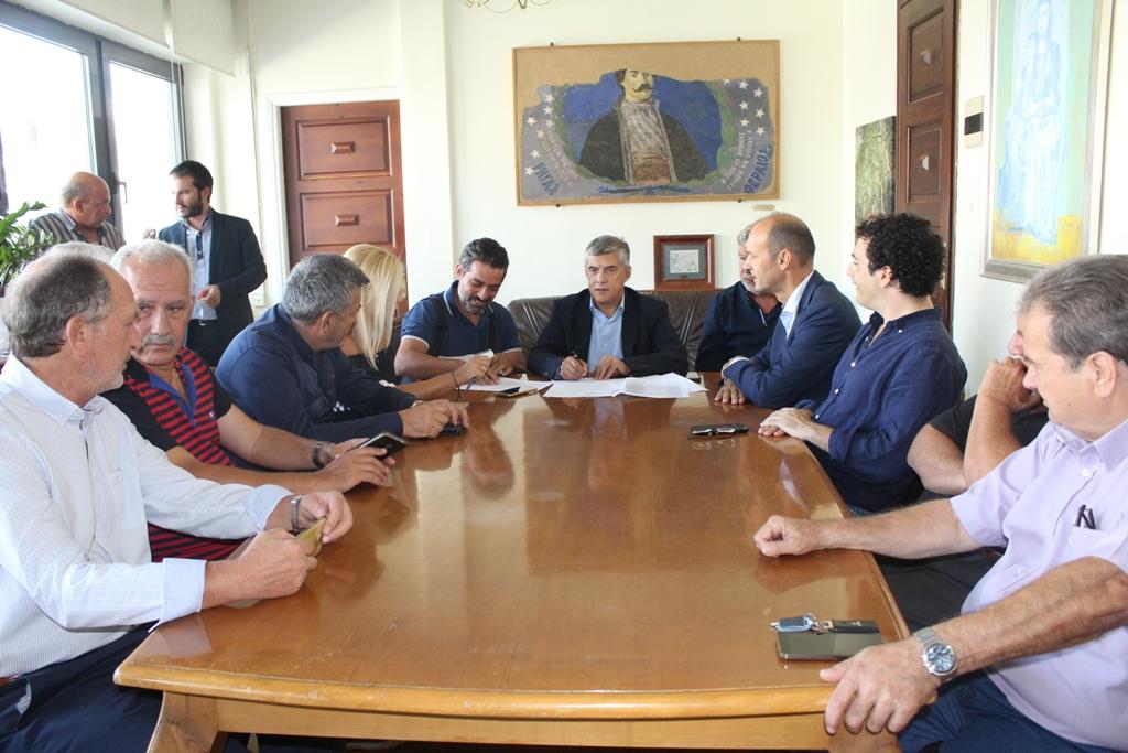 1.450.000 ευρώ από τον Αγοραστό για τέσσερα νέα έργα στη Μαγνησία