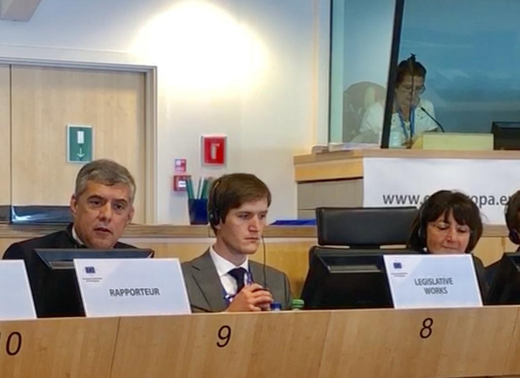 Ομόφωνη έγκριση της εισήγησης Αγοραστού στις Βρυξέλλες για το μεγαλύτερο επενδυτικό πρόγραμμα στην ιστορία της ΕΕ