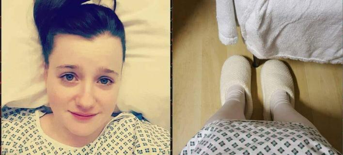 Γυναίκα μοιράζεται τα συμπτώματα του καρκίνου του τραχήλου της μήτρας που είχε και γίνεται viral [εικόνα]