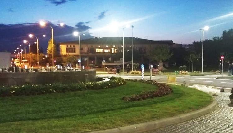 ΒΙΝΤΕΟ - ΦΩΤΟ: Έτοιμος και ο 4ος Κυκλικός κόμβος - Ο Μπέος την Παρασκευή εγκαινιάζει και παραδίδει στην κυκλοφορία