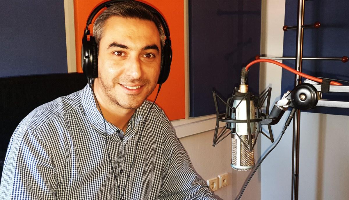 Θανάσης Μόρας στο Marconi 96,1 - Εντυπωσίασε στα ερτζιανά ο νεαρός υποψήφιος του Αγοραστού