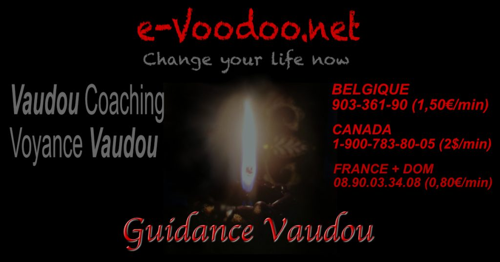 guidance vaudou audiotel
