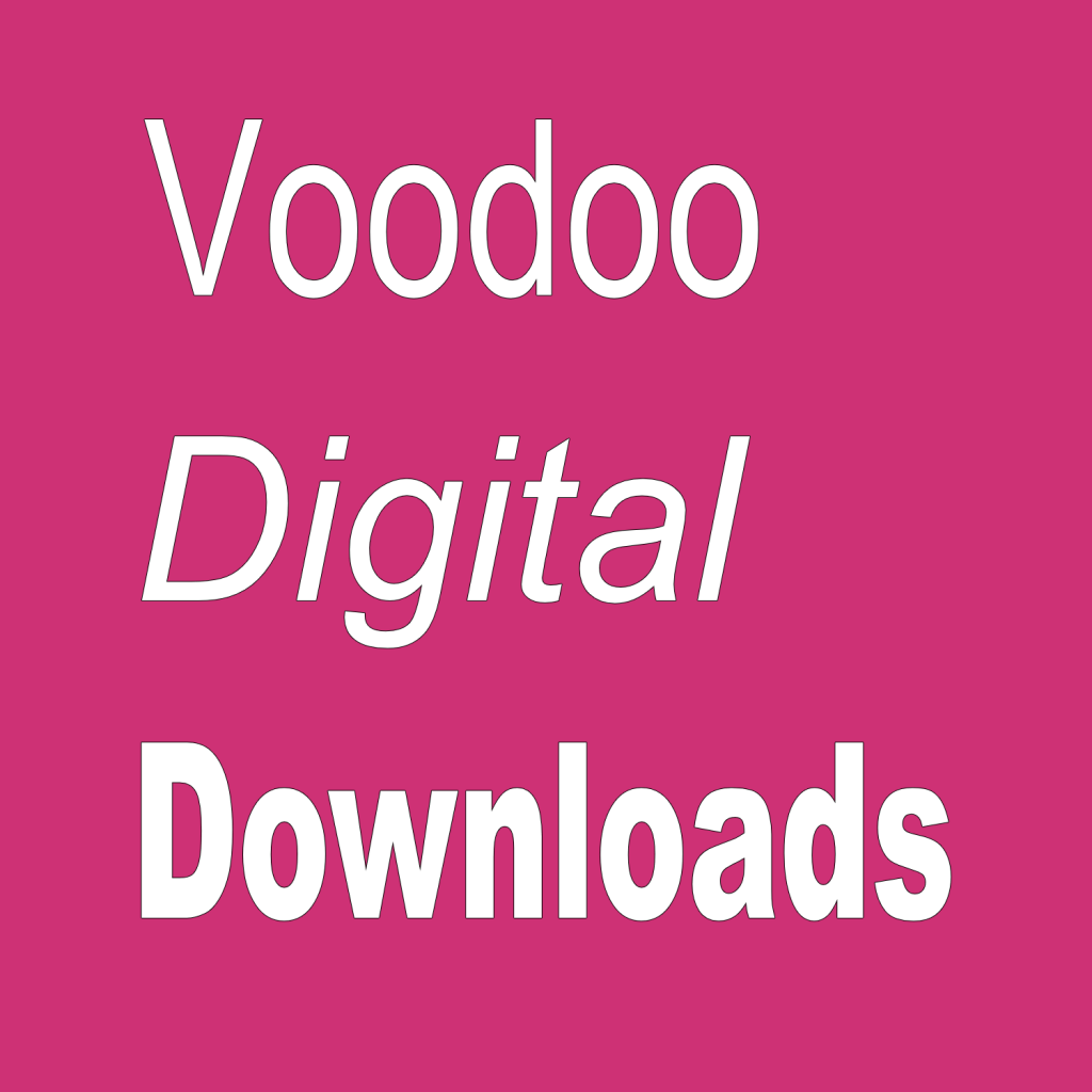 voodoo digital downloads