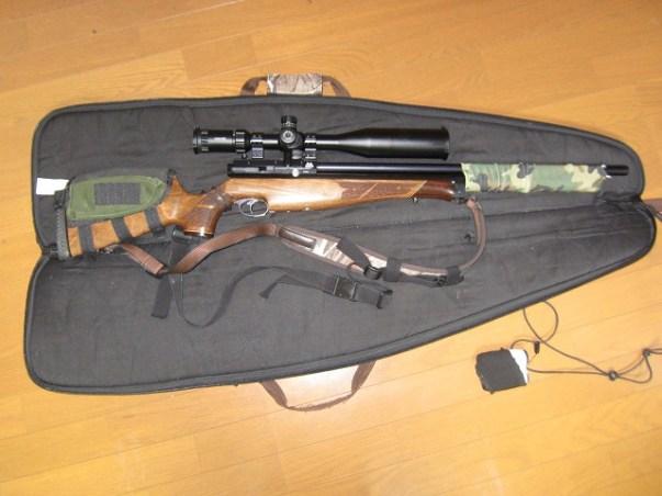 【空気銃 更新申請:備忘録】3年毎の空気銃 所持更新申請手続き・銃&銃保管検査:石川県