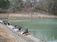 和気の池堰堤