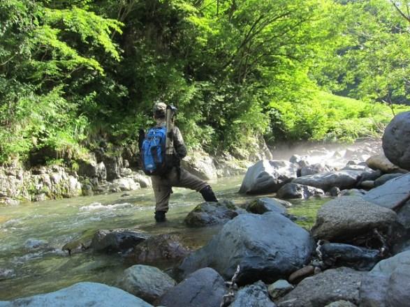 渓流・源流釣り:餌釣り師に攻められている場所は【ルアーフィッシング】が有利?!