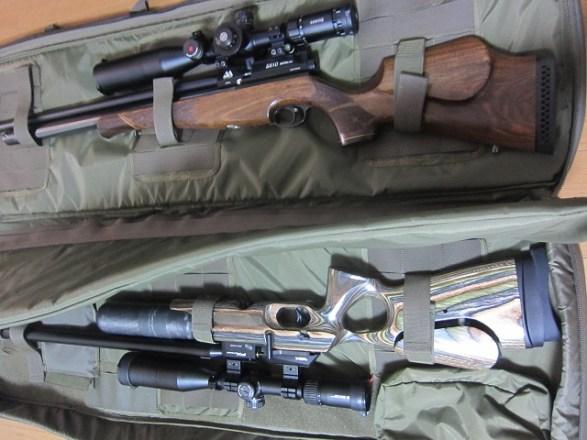 【超基本】PCPエアーライフル(プリチャージ空気銃)の『取扱い・メカニズム・パワー特性・銃のタイプ』:初心者向け