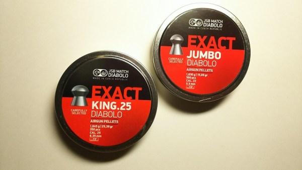 【ペレット(空気銃弾)備忘録】:『JSBペレットの製造方法&製造ロットNO』:『10mAR用超高精度ペレット』