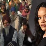 Rihanna and Farmer Protest movement