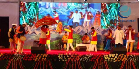 Tehri Lake Festival  Pritam Bharatwana