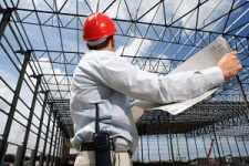 Рабочий на сборку металлоконструкций в Швеции
