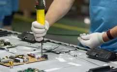Сборка электронных элементов