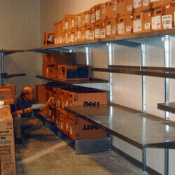 Shelving Systems by EZ Shelving Systems Inc