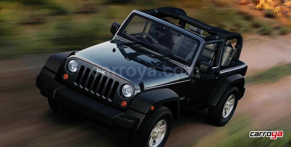 Jeep Wrangler Rubicon Automatico 2015 Precio En Colombia
