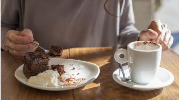 5 postres a base de café