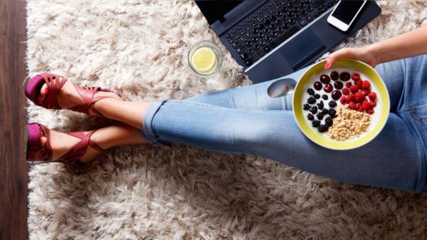 4 formas de consumir avena de forma saludable y original