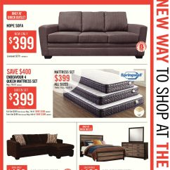 Marco Cream Chaise Sofa By Factory Outlet Recliner Set The Brick Weekly Flyer Sale Apr 3 11 Redflagdeals Com