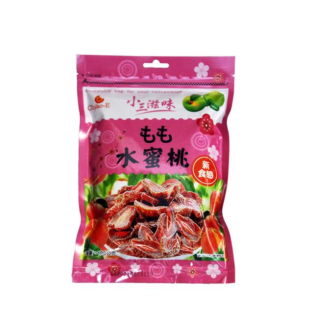 【巧益】小三滋味-水蜜桃乾180g/包 - PChome 24h購物