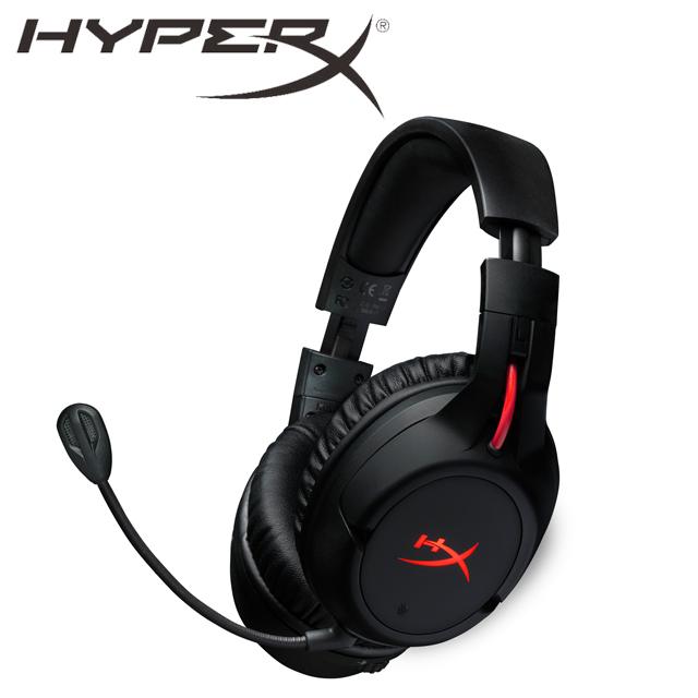 HyperX Cloud Flight 無線電競耳機 (HX-HSCF-BK/AM) - PChome 24h購物