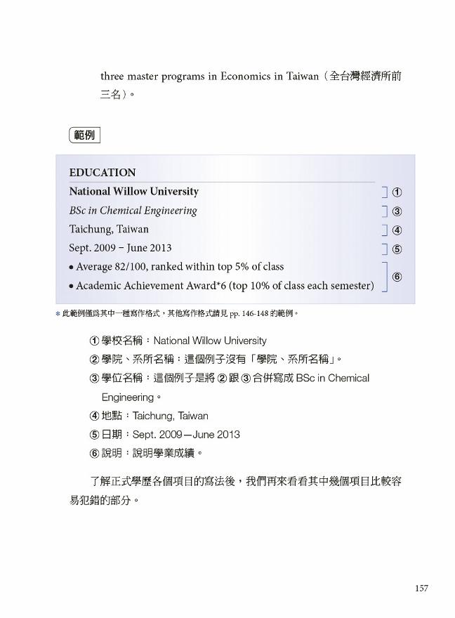 如何撰寫留學讀書計畫:SOP及CV這樣寫。成功申請上世界名校 - PChome 24h書店