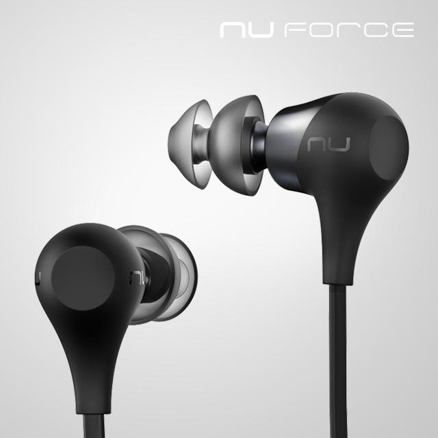 NuForce BE Lite3磁吸式高音質藍牙耳機(黑) - PChome 24h購物