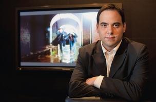 O advogado Bruno Carvalho, que lidera um grupo em defesa das legendas.  A ascensão da dublagem agrada à maioria, mas incomoda parte do público  (Foto: Emmanuel Pinheiro/Nitro)