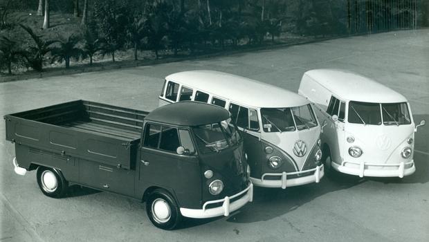 Modelos apresentados em 1975 (Foto: Editora Globo)