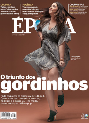 Capa da revista Época - edição 737 (Foto: divulgação)