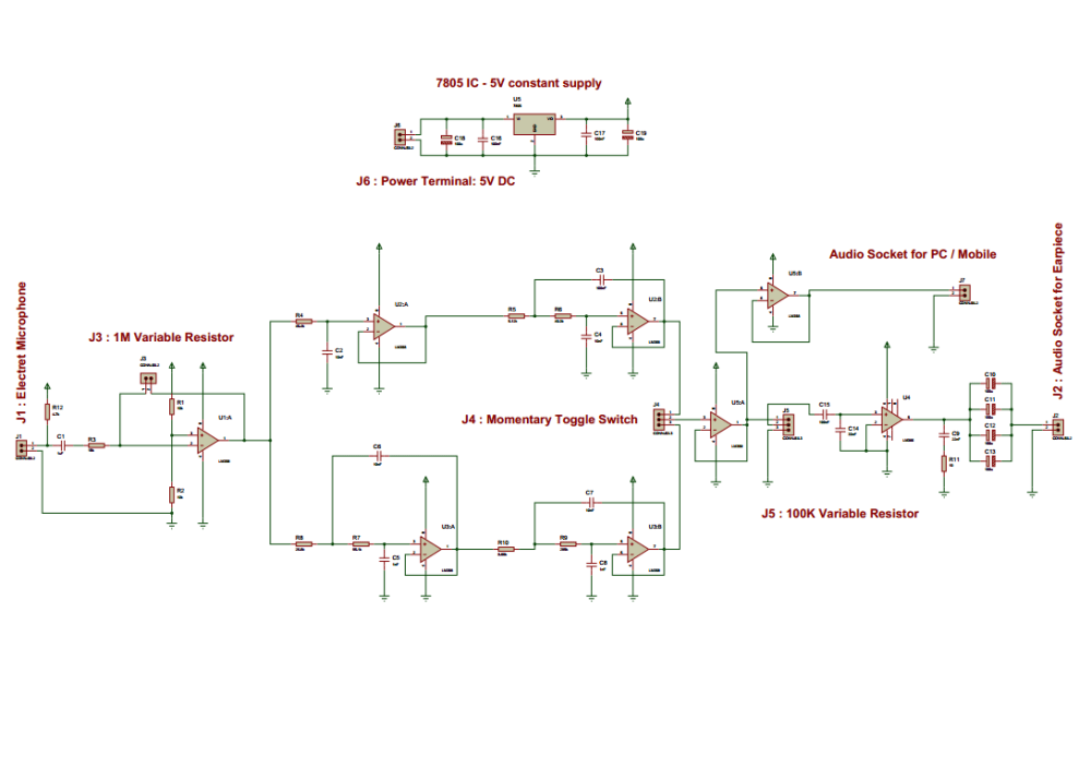 medium resolution of full circuit of electronic stethoscope e marufahmad com bell of stethoscope stethoscope diagram circuit diagram