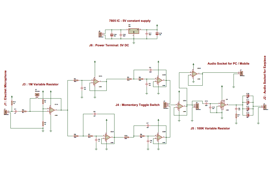 hight resolution of full circuit of electronic stethoscope e marufahmad com bell of stethoscope stethoscope diagram circuit diagram