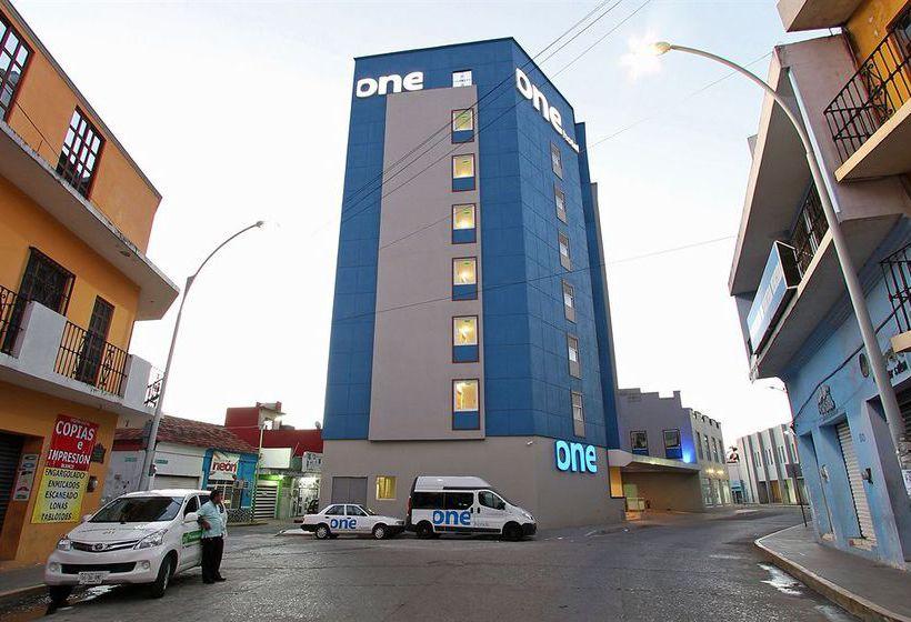 Hotel One Villahermosa Centro en Villahermosa desde 360