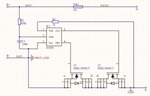 Mare & Gal Electronics » Blog Archive » Single LiPo cell
