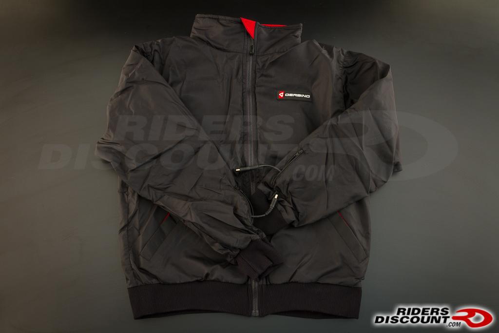 Gerbing Jacket Liner Wiring