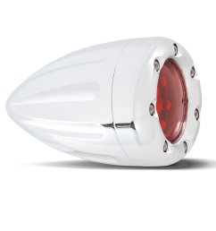 arlen ness deep cut stock style led turn signal amber lens for harley 12 752 [ 1000 x 1000 Pixel ]