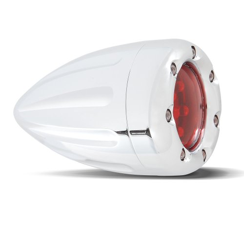 small resolution of arlen ness deep cut stock style led turn signal amber lens for harley 12 752
