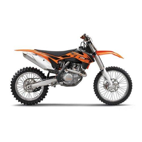 $19.99 New Ray Toys KTM 450SX-F 2014 Dirt Bike Toy 1:10