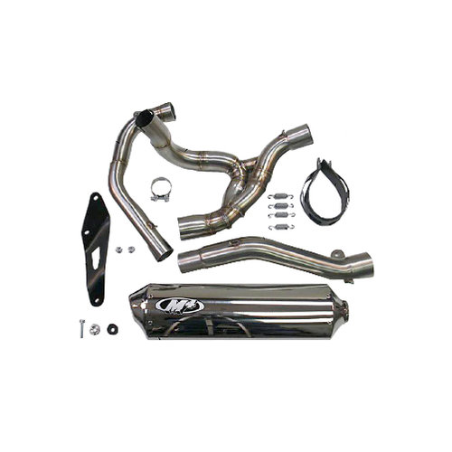 $805.00 M4 Race Mount Full Exhaust System For Suzuki #243991