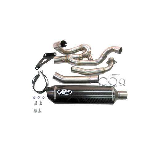 $810.00 M4 Race Mount Full Exhaust System For Suzuki #244006