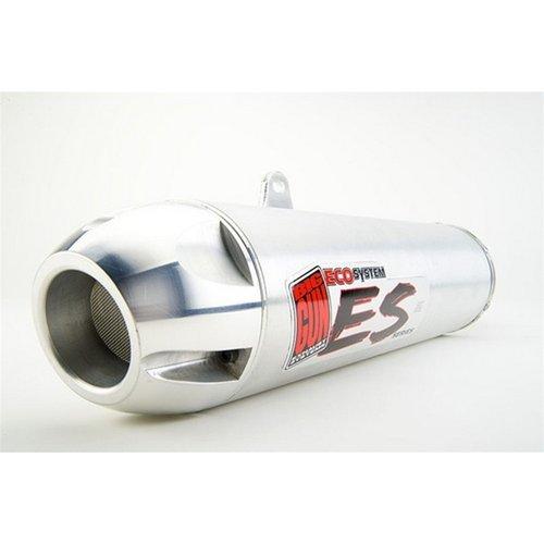 big gun atv slip on muffler eco system for suzuki 7 1182