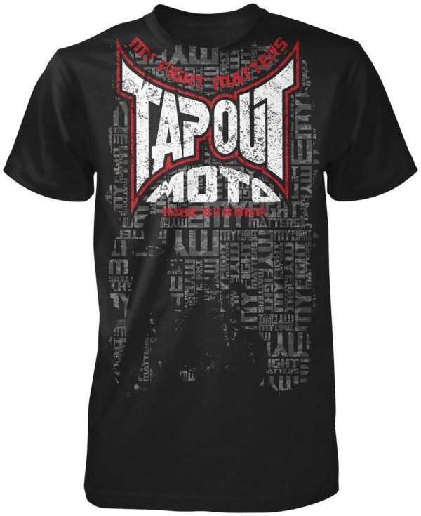 Tapout T-Shirts Clothing