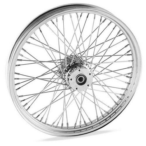 $549.95 Bikers Choice 60 Spoke Wheel 18x3.5 For Harley #153659